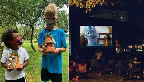 Post image for Events this week: Sunset Playdates, Practicing Ayurveda, Raya & The Last Dragon, Magic Show, and more (Updated)
