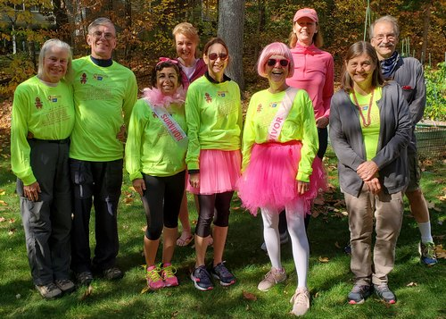 """Post image for Brunch Bunch continues """"Making Strides Against Breast Cancer"""""""