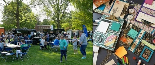 Post image for Events this week: Story times, Food Truck Festival, Yoga, Crafternoon, and more (Updated)