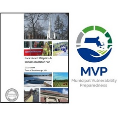 News Image for Town Climate Resiliency Planning: Mitigation plan certified, grant received, and RFQ issued to map impervious surfaces