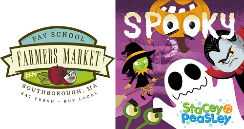 Post image for Fay School Farmer's Market hosting the Library Halloween Party – Saturday