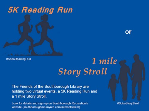 Post image for Events this week: Flu Clinic, Reading Run/Story Stroll and Farmer's Market (Updated)